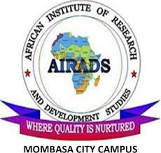 African Institute of Research Studies Application Form 2021/2022