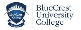 BlueCrest College Admission Letter 2021/2022