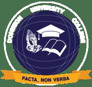 Dominion University College Admission Letter 2021/2022