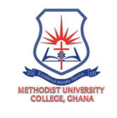 Methodist University College Admission Form 2021/2022