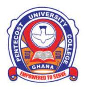 Pentecost University College Admission Form 2021/2022