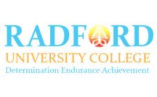 Radford University College Admission List 2021/2022 – Full List