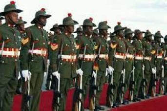Zambia Army Recruitment Intake 2022