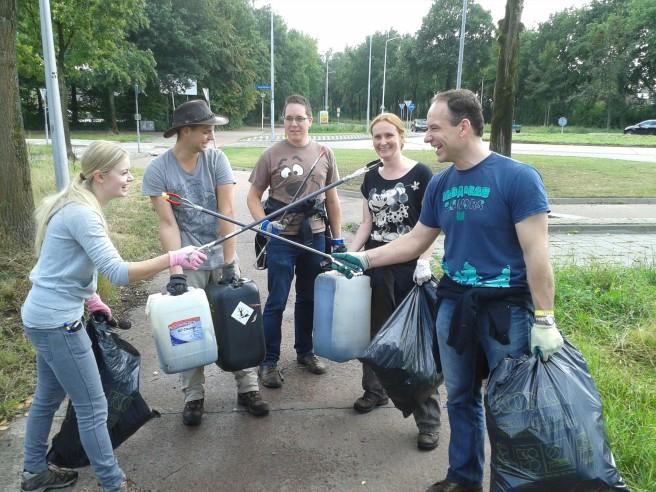 Cílem CITO eventu je pomoc přírodě