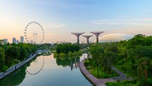 Nové suvenýry za kešky ze Singapuru