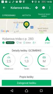 Keška dostupné offline