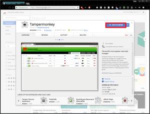 Instalace rozšíření prohlížeče