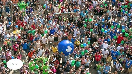 Získej na Mezinárodní den geocachingu další suvenýr!