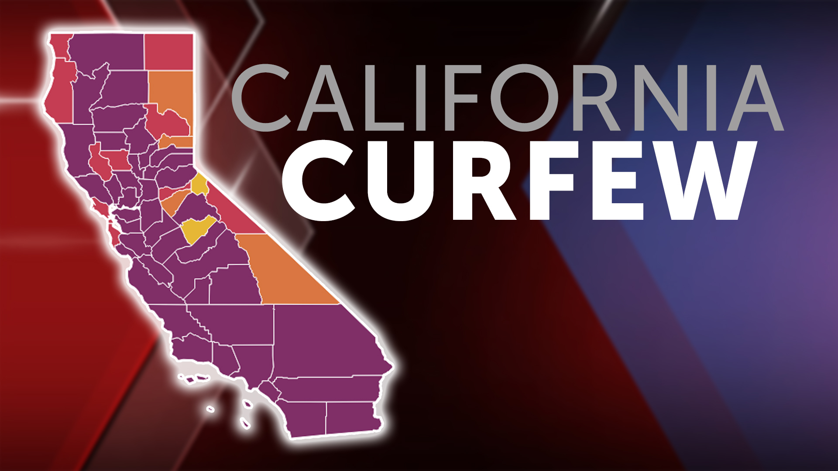 California Curfew: What's Allowed?