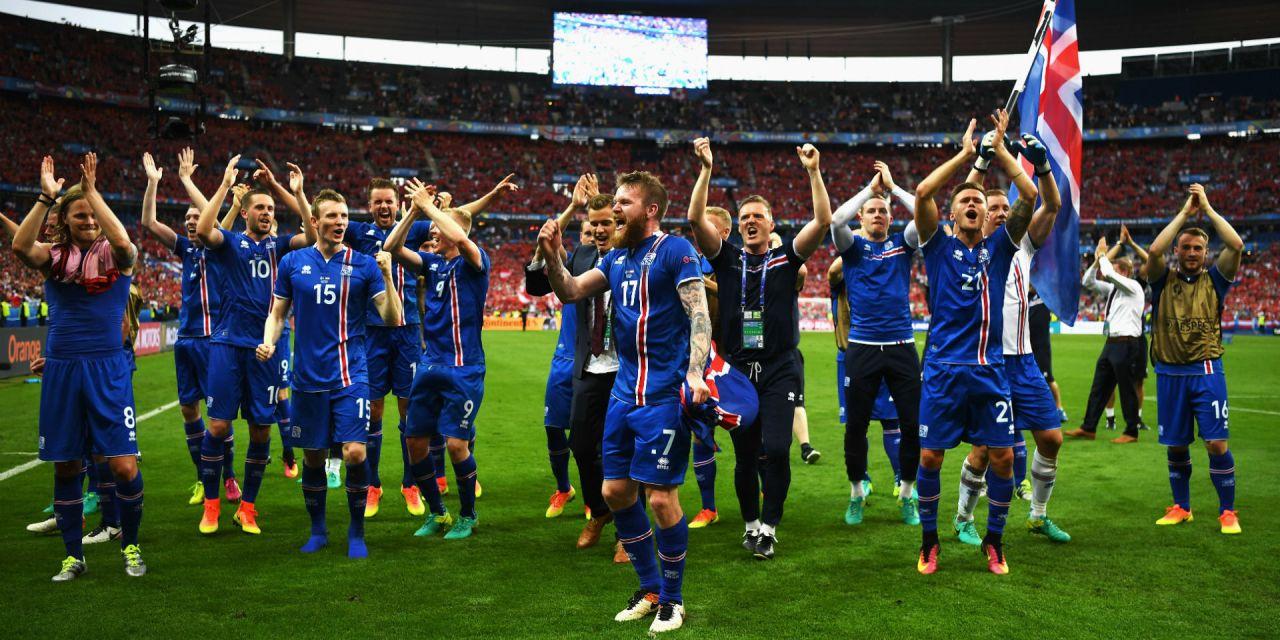 Suivre l'exemple Islandais