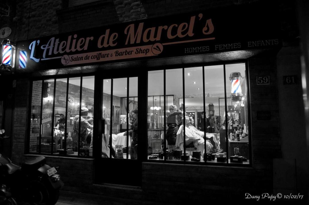 l'Atelier de Marcel's Kessadi