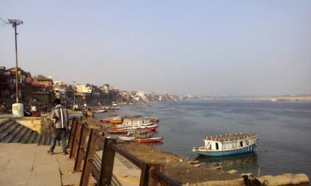 On a tout quitté pour … Ranchi et Varanasi