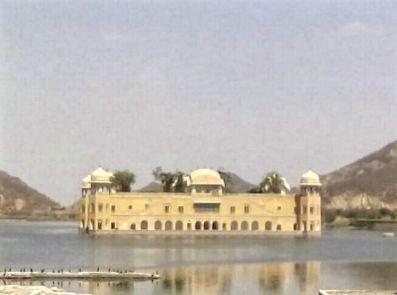 water palace jaipur inde