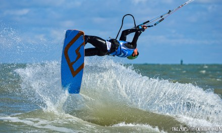 Championnat de France de Kiteboard Freestyle