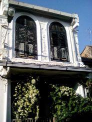 maison typique jonkeer street melaka malaisie