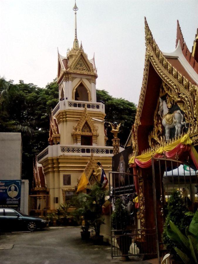 bangkok thailande temple bouddhiste