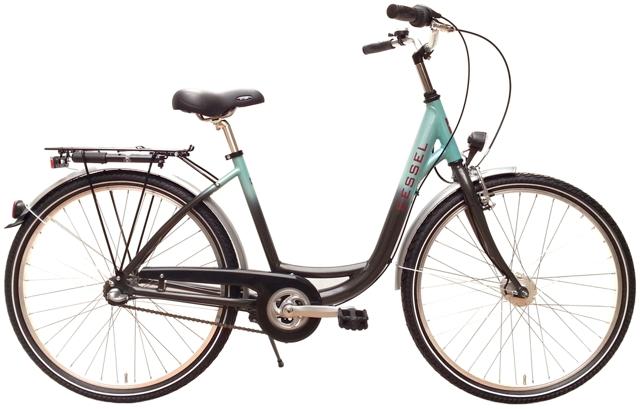 Kessel Zweirad Gmbh Kessel Classic  Moderne Cityräder Für