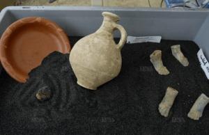 Fouilles Kesseldorf antiquité