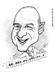 Eric karikature