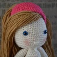 Ma (2ième) poupée au crochet