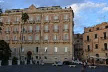 piazza fonte aretusa, Ortigia
