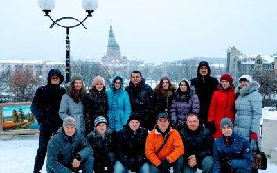 Центр подготовки миссионеров, 1 курс, г. Харьков, февраль 2017