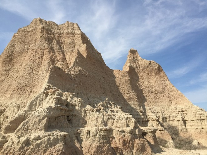 Views of bad lands south dakota ketan deshpande MN