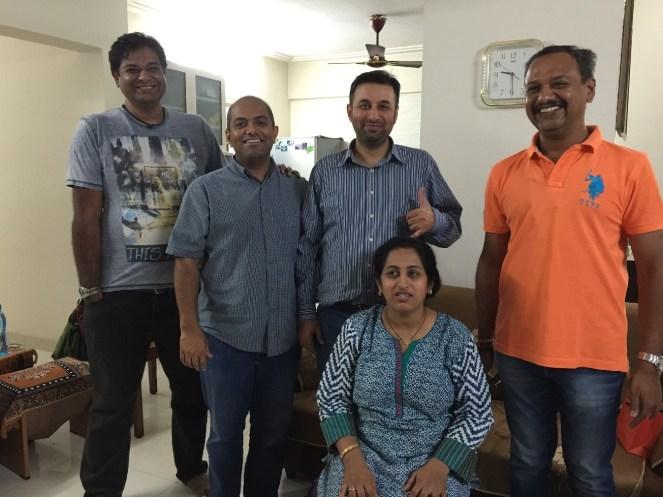 Cousins being funny Ketan Sharad Deshpande Anoka MN