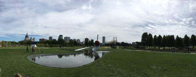 MN_sculpture_garden_panorama_ketan_deshpande_minnesota