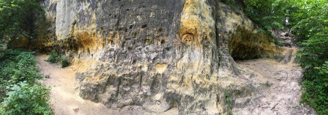 Sandstone_carving_panorama_ketan_deshpande