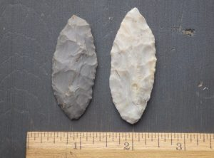 A Pair of Nodena Points