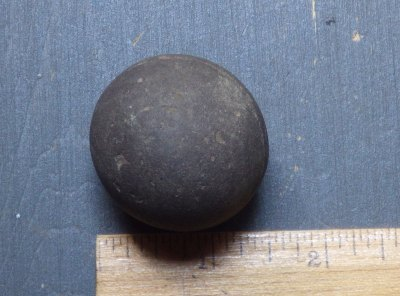 Clay Game Ball