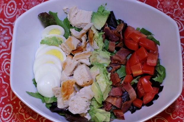 Cobb Salad w/ Homemade Ranch Dressing