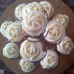 Very Vanilla Mini Cupcakes
