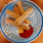 Chickpea Fries (aka Panisse)