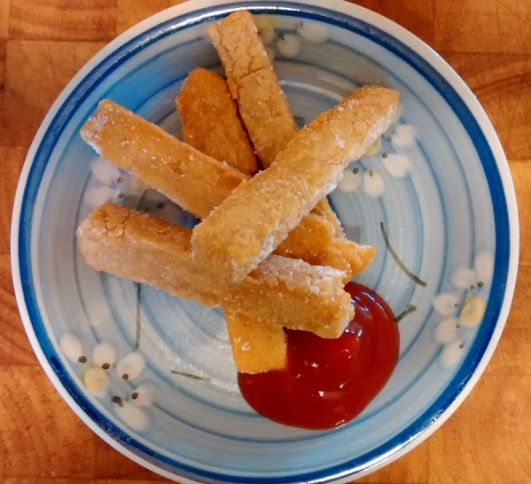 Chick Pea Fries
