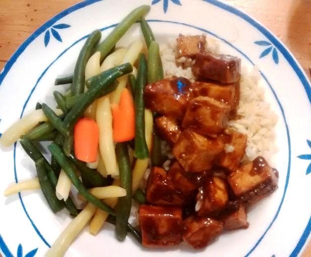 Hoisin Tofu