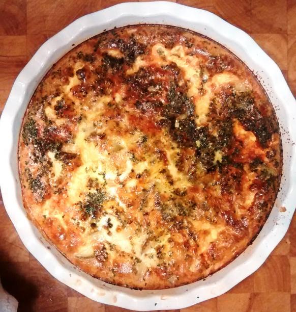 Meatless Monday: Frittata