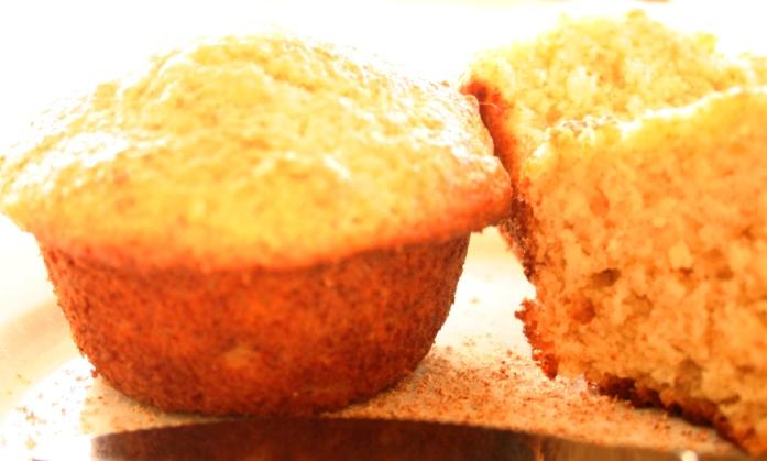 Lemon Ricotta Muffins