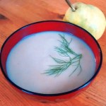 Meatless Monday: Pear and Parsnip Soup