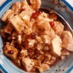 Meatless Monday: Orange Cranberry Tofu