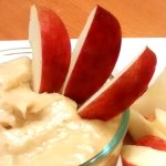 Four Ingredient Butterscotch Fruit Dip