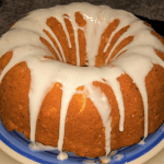 Pineapple Coconut Bundt Cake