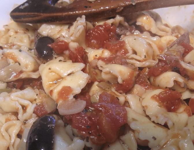 Puttanesque Sauce
