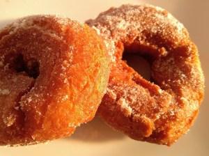 Grandma Gillespie's Old-Fashioned Doughnuts