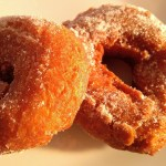 Grandma Gillespie's Old-Fashioned Doughnuts