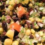Meatless Monday: Quick Black Bean Salad