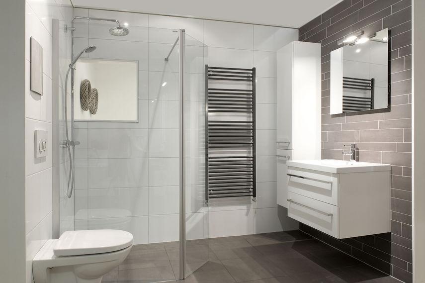 aarding badkamer houten vloer » terrassenholz, Badkamer