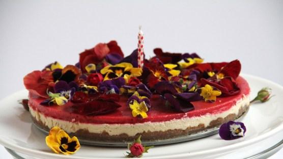 First Year Anniversary Cake © KETMALA'S KITCHEN 2012-13