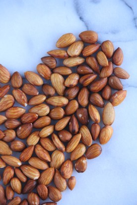 Sprouted Almonds RAW CLASS © KETMALA'S KITCHEN 2014